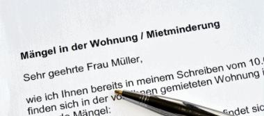 Die Rechtsanwälte Stalling & Kollegen aus Kassel helfen bei Mietminderung wegen Mängeln im Mietrecht.