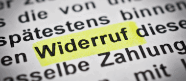 Hilfe bei Fragen zum Widerrufsrecht im Internetrecht durch die Rechtsanwälte Stalling & Kollegen aus Kassel.